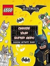 LEGO The Batman Movie Doodle Activity Book