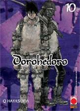 DOROHEDORO 10 - RISTAMPA - PLANET MANGA PANINI - NUOVO