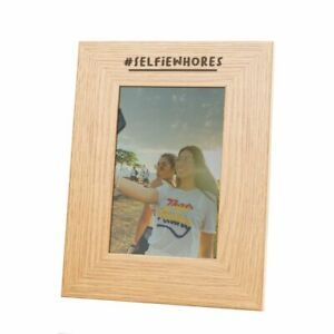 """#SelfieWh*res"" Picture Frame for Her - Funny Birthday Gifts for Best Friends"