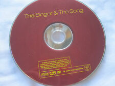 THE SINGER AND THE SONG - 22 TRACKS BY VARIOUS ARTISTS   {DVD}