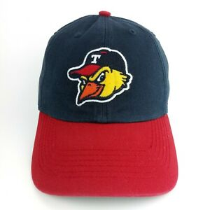 Toledo Mud Hens Fitted Baseball Cap Size XL '47 Brand Minor League Muddy Logo
