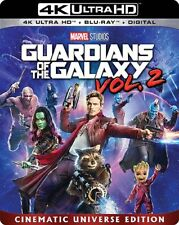 Guardians of the Galaxy Vol. 2 (4k Ultra HD Blu-ray Disc ONLY, 2017)