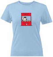 Peanuts Thanksgiving Pumpkin Pie Holiday Lucy Juniors Women Teen Tee T-Shirt