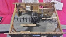 Pola LGB G Scale Vintage Exclusive Working Model, Bobby's Sawmill, OB