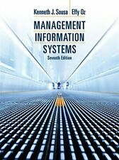 Management Information Systems by Oz  New 9781285186139 Fast Free Shipping..