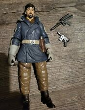 Star Wars The Black Series Rogue One Captain Cassian Andor Action Figure LOOSE