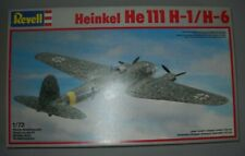 Revell 1/72nd scale Heinkel He 111 H-1/H-6...Complete