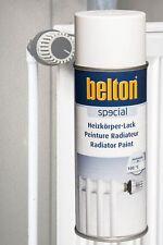 Belton radiador-laca blanco puro 0,4 l - Pintura de calefacción para radiador