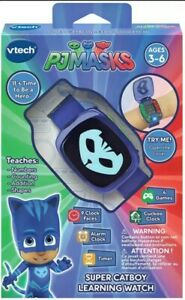 New Vtech PJ Masks Super Catboy Learning Watch. shipped free.