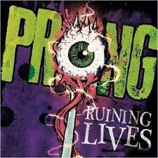 Prong-Ruining Lives CD