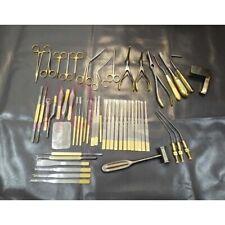 Rhinoplasty Instruments Set of 50 PCS Nose Surgery Reusable Instruments