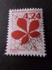 FRANCE, 1994 timbre PREOBLITERE 234, FEUILLES ARBRES, neuf**, VF MNH STAMP, LEAF