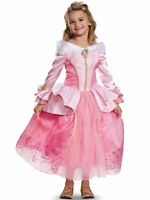 Disney's Sleeping Beauty Aurora Prestige Costume for Kids