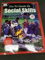 Super Duper Speech Therapy Go To Guide for Social Skills Book and CDROM  Autism