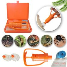 Venom Extractor Pump First Aid Safety Tool Kit Emergency Snake Bite Survival SOS