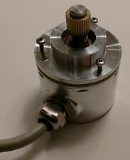 High Precision German Absolute Optical Rotary Encoder, 13Bit 0.05 Degree Res.