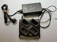 Zebra MC9090/MC9190/MC92N0 4 Slot Battery Charger P/N: SAC9000-4000R Lot#1032