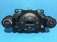 Ford Fiesta 8A6T-18C612-BR A/C Heater Control Panel