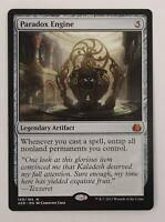 MtG Magic the Gathering Aether Revolt Mythic Paradox Engine LP