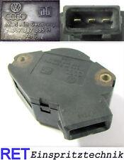 Drosselklappensteller Drosselklappenpotentiometer 037907385H Audi VW original
