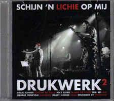 Drukwerk 2-Schijn N Lichie Op Mij Promo cd single