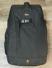 Lowepro Flipside 300 Camera Backpack (Black) w Inner Pouches and Pads - VGC