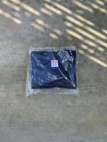 Navy Supreme Box logo Long-Sleeve shirt Tee F/W20 *LIMITED* IN HAND