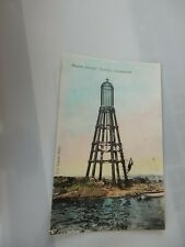 More details for moray  elginshire, postcard vintage lossiemouth  b66 covesea skerries