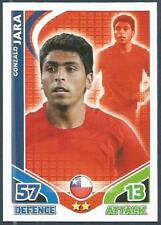 TOPPS MATCH ATTAX WORLD CUP 2010-CHILE-GONZALO JARA