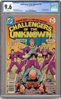 Challengers of the Unknown #81 CGC 9.6 (DC Comics, 1977)