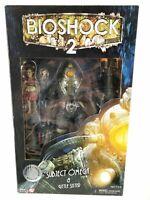 NECA Bioshock 2 Subject Omega & Little Sister Exclusive Action Figure Set