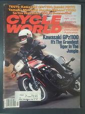 1981 FEBRUARY CYCLE WORLD MAG SUZUKI PE175 HONDA KAWASAKI GPZ1100 YAMAHA MAXIM
