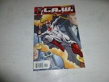 THE L.A.W. (Living Assault Weapons) Comic - No 5 - Date 01/2000 - DC Comics