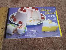 Classic Desserts Cookbook Collection Favorites Italian Plum Pie,Snow Pudding