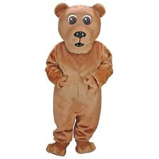 Brown Bear Professional Quality Mascot Costume Adult Size