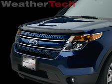 WeatherTech Stone & Bug Deflector Hood Shield for Ford Explorer - 2011-2015