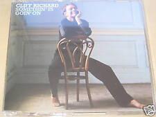 CLIFF RICHARDS QUELQUE CHOSE' EST EST GOIN' ON MAXI/MCD CD E631