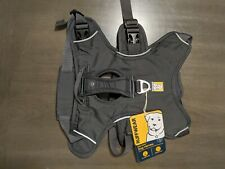 Ruffwear Web Master Dog Harness - Sz Small S / Black Adjustable, Padded, Secure