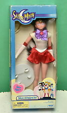 "Sailor Mars Deluxe Adventure Doll 11.5"" Sailor Moon Irwin"