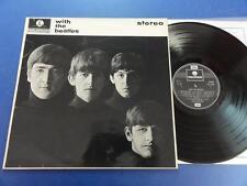 Los Beatles Con Los Beatles Parl Reino Unido/francés LP estéreo EX/EX