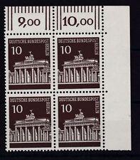 Briefmarken aus Berlin (1948-1990) mit Postfrisch und Bauwerke