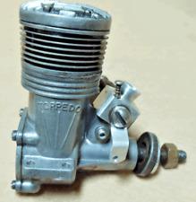 Vintage Torpedo Green Head .45 R/C Engine