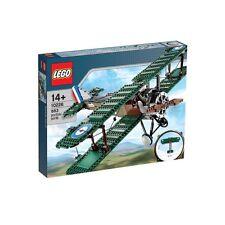 Lego City Town Creator 10226 SOPWITH CAMEL Biplane Old Plane Xmas Present NISB