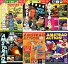 Amstrad Action Magazine - ALL 117 Issues on DVD - Retro Computer Gaming + Extras