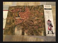 Assassin's Creed Brotherhood Rome Map Legend