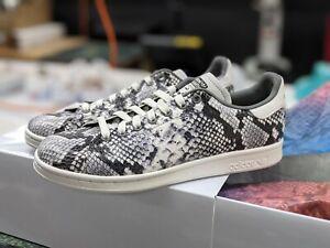Adidas Stan Smith EHO151 Men's Shoes Size 9 Snakeskin Print