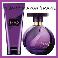 FAR AWAY REBEL Eau de Parfum + LAIT CORPS AVON NEUF