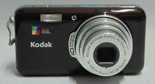 "Kodak EasyShare V1003 Digital Camera 10MP 2.5"" 3x OZ 4x DZ Brown Good Condition"