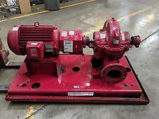 Bell Amp Gossett Hsc S Pump Qf6433 6x8x12s Moose T70
