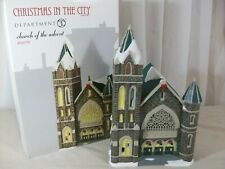 Church of the Advent - Department 56 Christmas In The City 4044792
